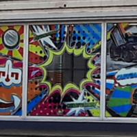 Fensterflächen-Gestaltung